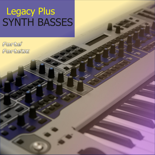 Legacy Plus - Synth Basses
