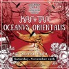 Surreal Flight Warm Up Set for Oceanvs Orientalis at Do Not Sit On The Furniture Miami