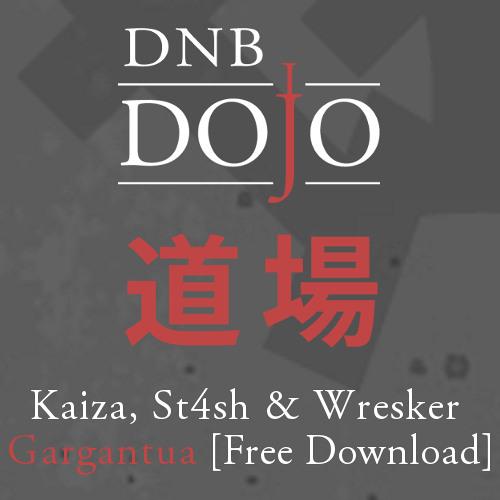 Kaiza, St4sh & Wresker - Gargantua [Exclusive]