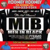 THE 3rd. ANNUAL MEN IN BLACK FRIDAY DEC.30th. @PYRAMID LOUNGE BRONX NYC