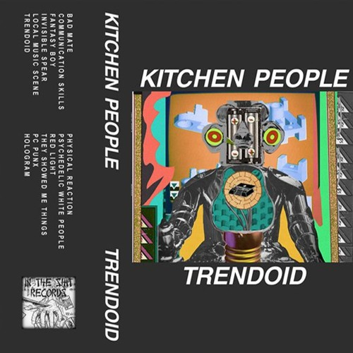 Kitchen People -  Red Light
