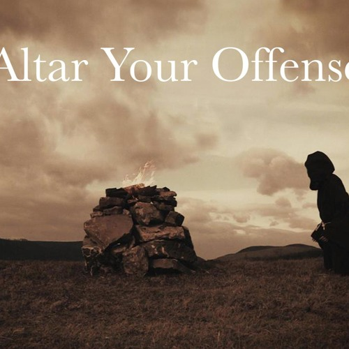 Alter Your Offense