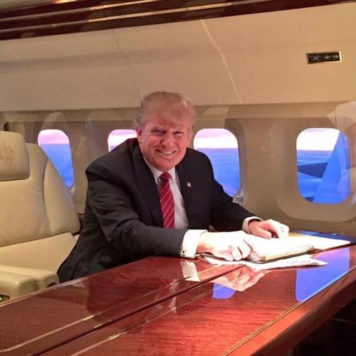 Trump le gana a AMLO regresa avión Presidencial