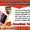Download YouTube Videos Through TubeMate YouTube Downloader.mp3
