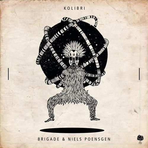 Brigade & Niels Poensgen - Kolibri EP