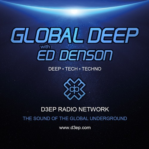 ED DENSON GLOBAL DEEP VOL 102 DRN 06 12 16