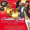 Evolution Party Afrobeats Promo Mix- Dj Stixx