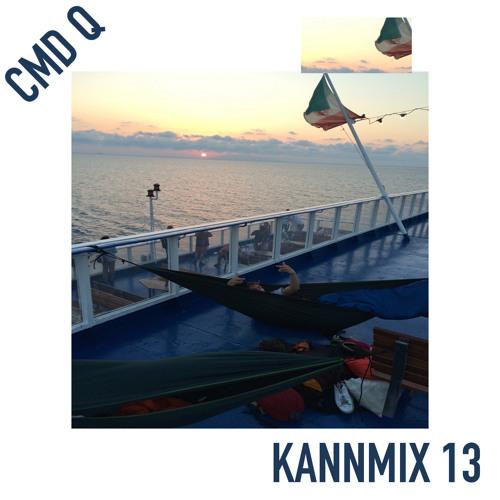 KANNMIX 13 - cmd q