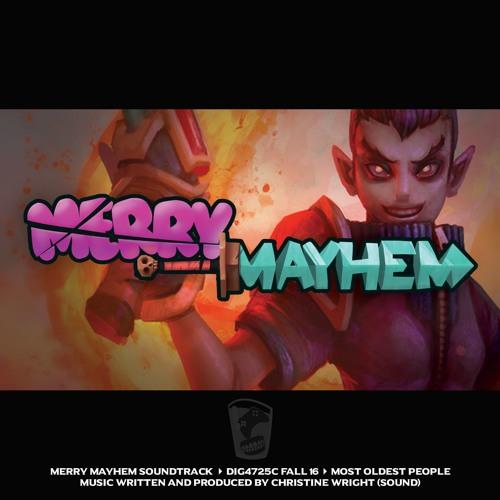 Merry Mayhem's Official Soundtrack