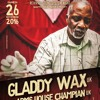 Gladdy Wax & Arms House Champian on High Bass sound system 1/2 @ Paris (Complex 13'53)