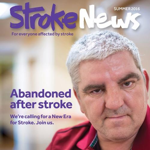 Stroke News summer 2016