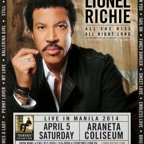 Lionel Richie - Say You Say Me (live)