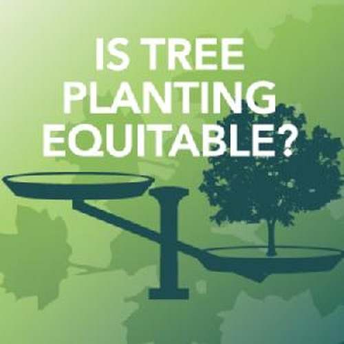 Is Tree Planting Equitable?