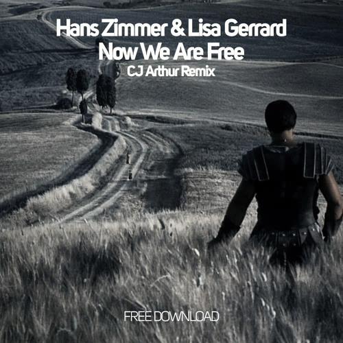 lisa gerrard now we are free