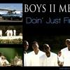 Boyz 2 Men Doin Just Fine