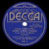 (Lookie, Lookie, Lookie) Here Comes Cookie: Glen Gray Casa Loma Orchestra, voc: Pee Wee Hunt, 1935