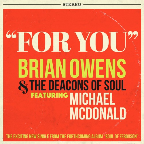 For You featuring Michael McDonald