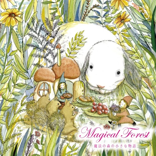 """Album """"Magical Forest"""" Preview"""