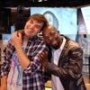 Wyclef Jean with Will Butler