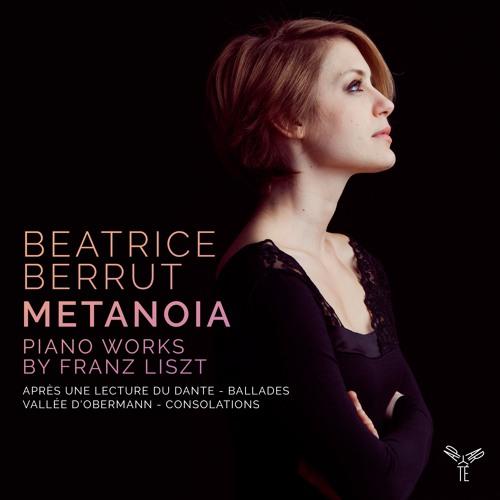 Franz Liszt - Consolations (Lento Placido) Beatrice Berrut, piano