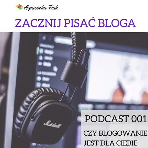PAF001 - Czy blogowanie jest dla Ciebie