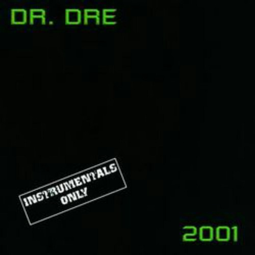 Dr. Dre - The Message (Instrumental Version)