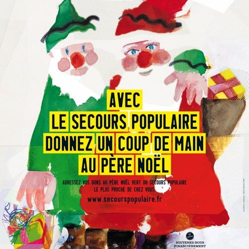 Les Pères Noël Verts du Secours Populaire fêtent leurs 40 ans