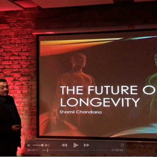 The future of longevity: a discussion with Dr Shamil Chandaria