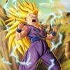 Dragon Ball Z - Unofficial Super Saiyan 3 Teen Gohan Theme (The Enigma TNG)