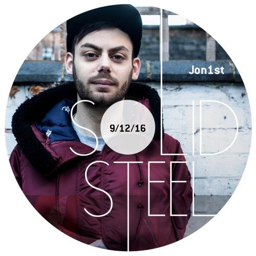 Solid Steel Radio Show 9/12/2016 Hour 2 - Jon 1st