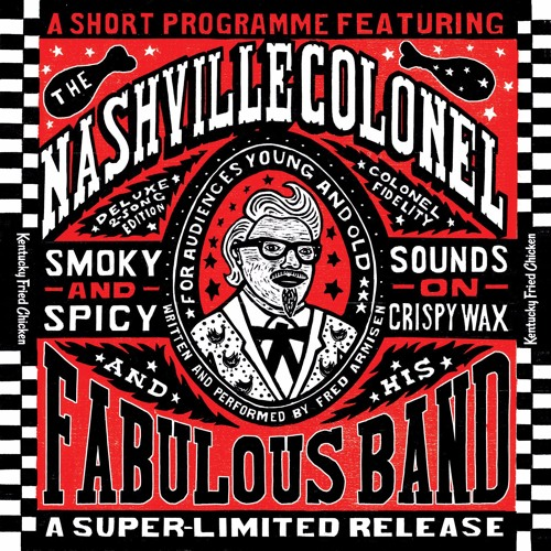 A Short Programme featuring the Nashville Colonel and his Fabulous Band