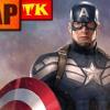 Rap Do Capitão America // O Primeiro Vingador // TK RAPS