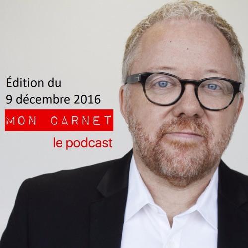 Mon Carnet - 161209