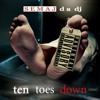 Semaj da Dj - Ten Toes DOWN (2016 Mix)