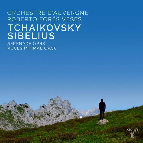 Sibelius - Voces Intimae Op. 56 (Andante) Orchestre d'Auvergne
