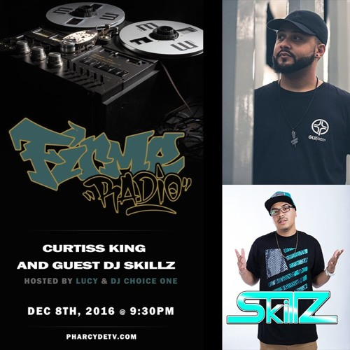 Firme Radio w/ Guest Artist Curtiss King