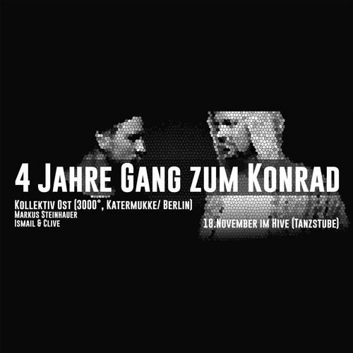 Kollektiv Ost @ HIVE Zürich Nov 2016