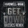 Hardwell & W&W - Get Down (Bassics Bootleg) [FREE DOWNLOAD]