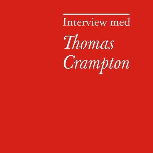 Interview med Thomas Crampton