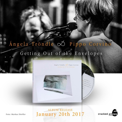 Getting Out of the Envelopes ALBUM TEASER (Ángela Tröndle & Pippo Corvino)