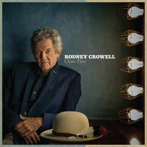 Rodney Crowell - It Ain't Over Yet (feat. Rosanne Cash & John Paul White)