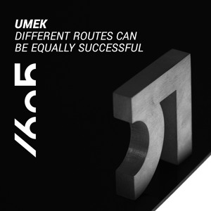 UMEK - Different Routes Can Be Equally Successful (Original Mix)