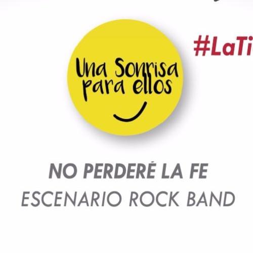 Escenario Rock No Perdere La Fe Demo