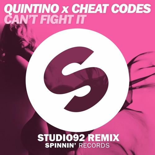 Quintino x Cheat Codes – Can't Fight It (Studio92 Remix)