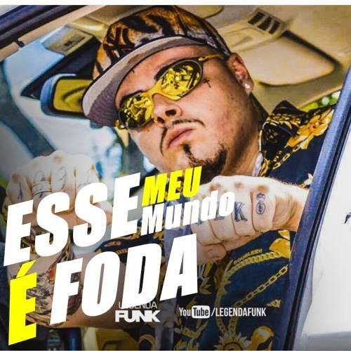 MC Ruzika - Esse Meu Mundo É Foda(Gabriel Moreira Produções)