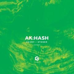 Ak:Hash - Stoner [ENRCH002]