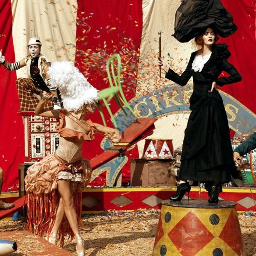 Circus Waltz - Voice, Small Orchestra