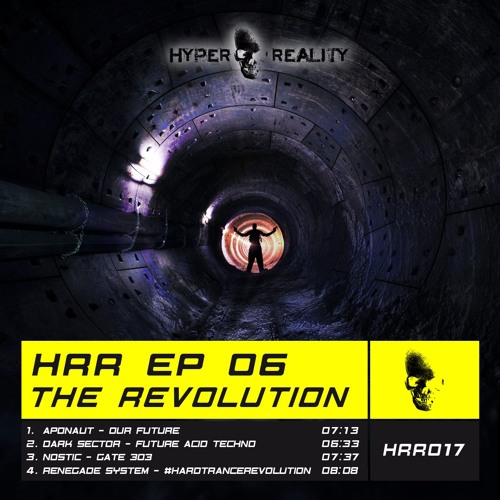 HRR017 The Revolution EP - OUT NOW!!!