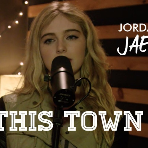 Niall Horan - This Town (Cover by Jordan JAE - Live)
