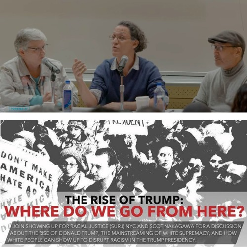 The Rise of Trump: Where do we go from here?